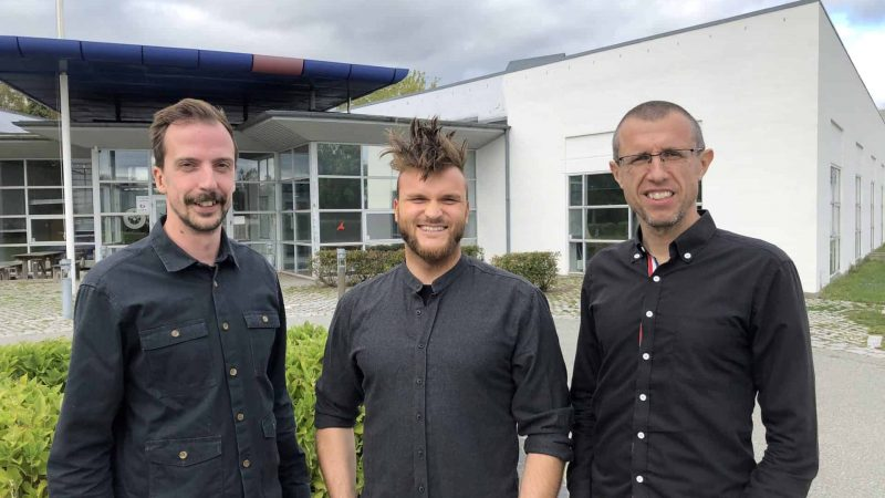 Invest in Reblade and our Danish team of founders